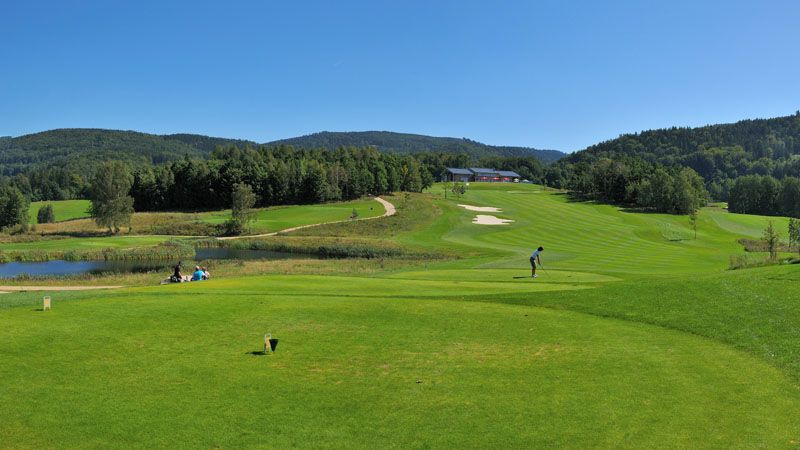 Ypsilon Golf Resort di Liberec