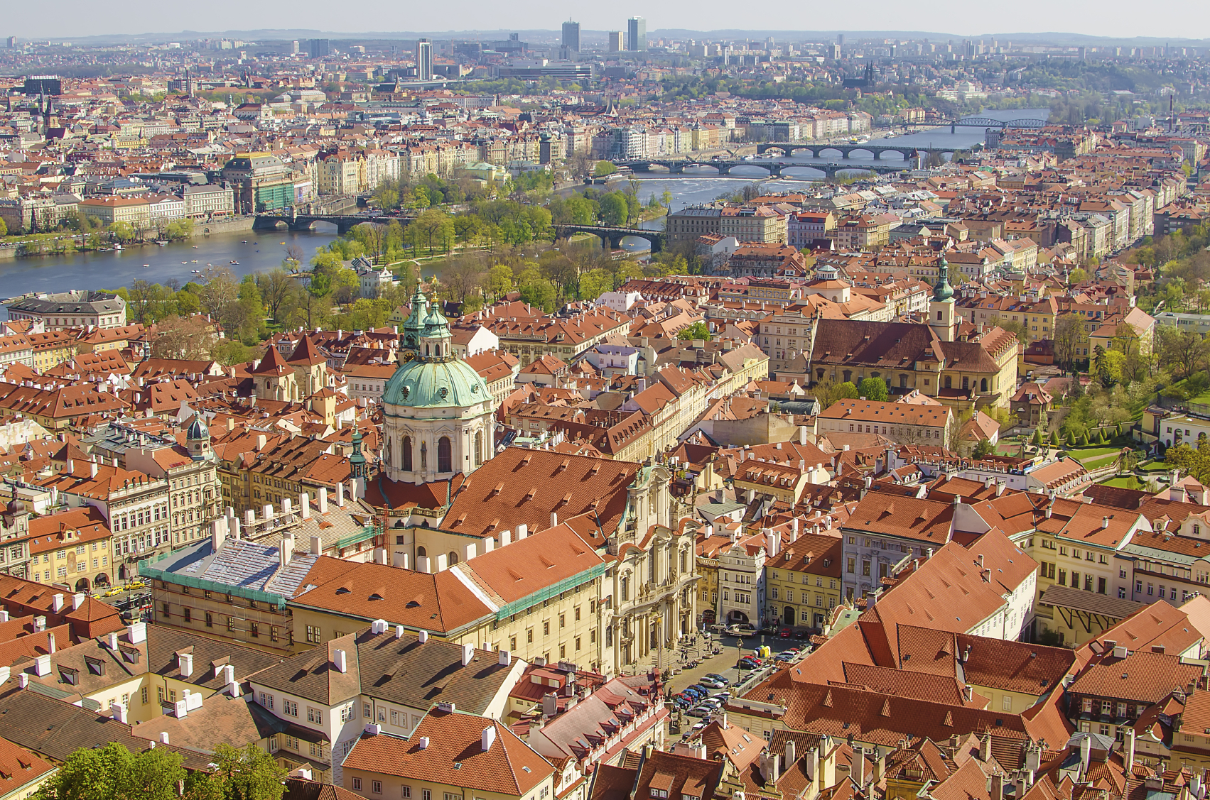 The Czech Republic is in a spring mood, which is connected with the preparation of numerous events, such as Easter markets and festivities associated with one