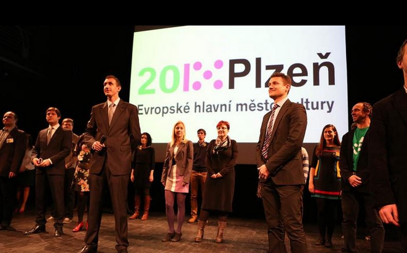West Bohemia's Plzeň is becoming the Czech cultural mecca for 2015!