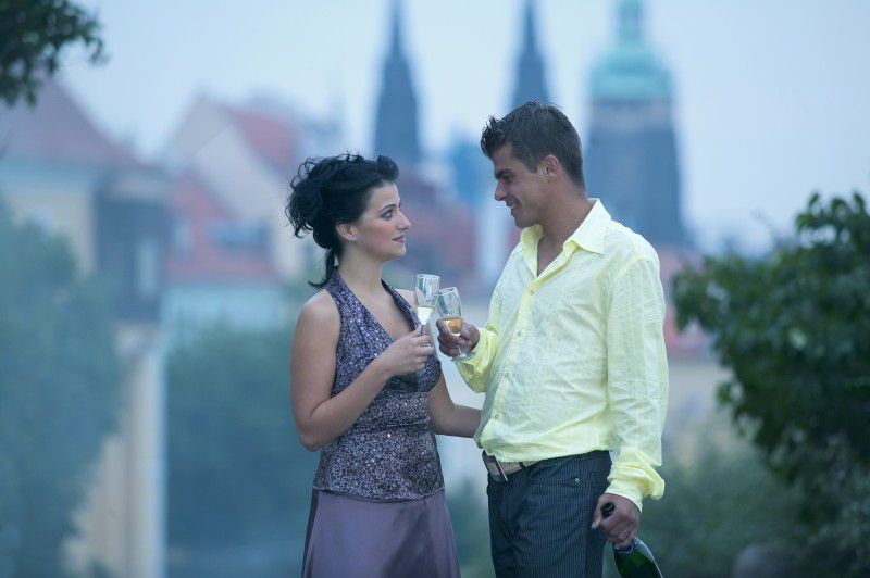 When it comes to romantic getaways the Czech Republic leads the way