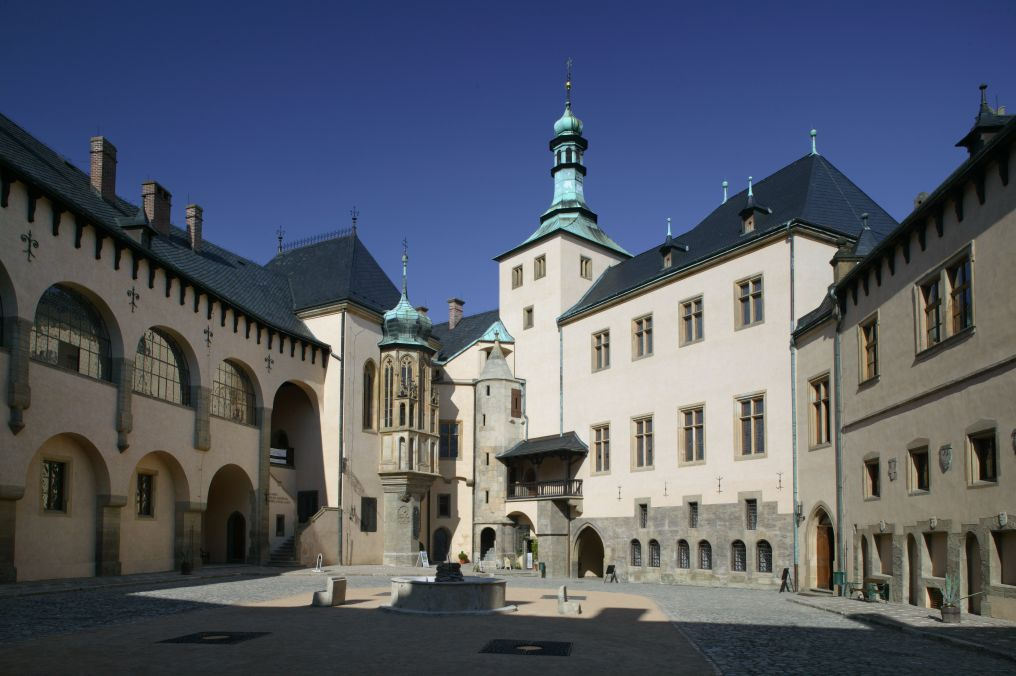 The Wallachian Court in Kutná Hora
