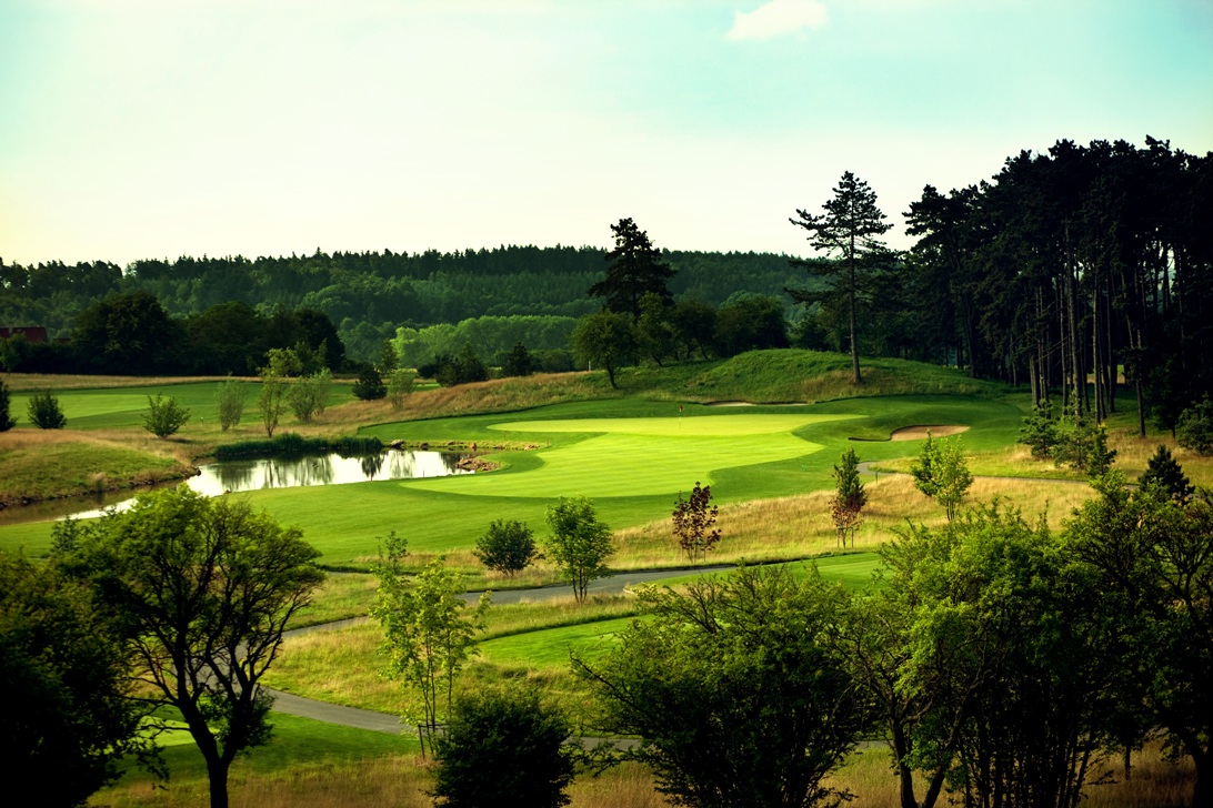 Excellent golf off the beaten track
