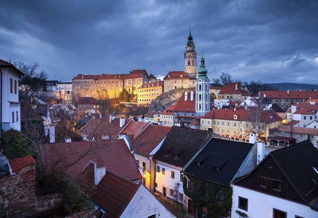 Enjoy Czech Baroque, Jewish music and city festivals in Český Krumlov, Třebíč and Telč.