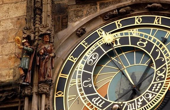Czech republic astronomical clock on the old town square prague astronomical clock on the old town square gumiabroncs Image collections