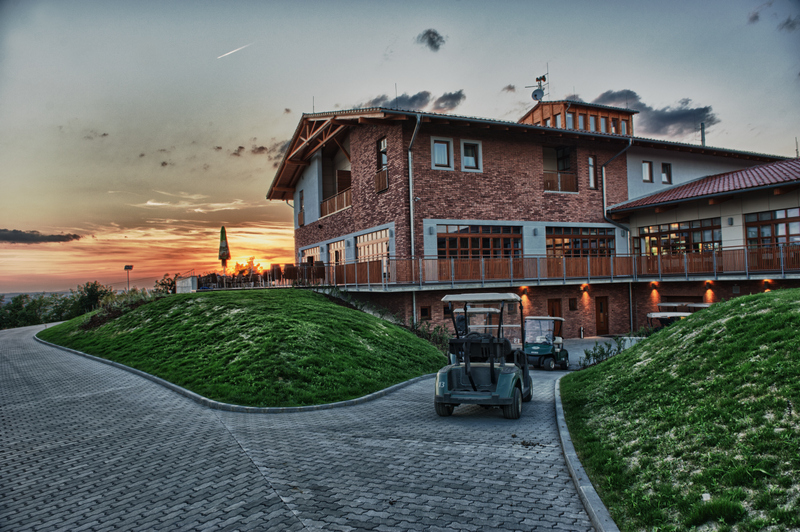 Отель Golf Resort Olomouc