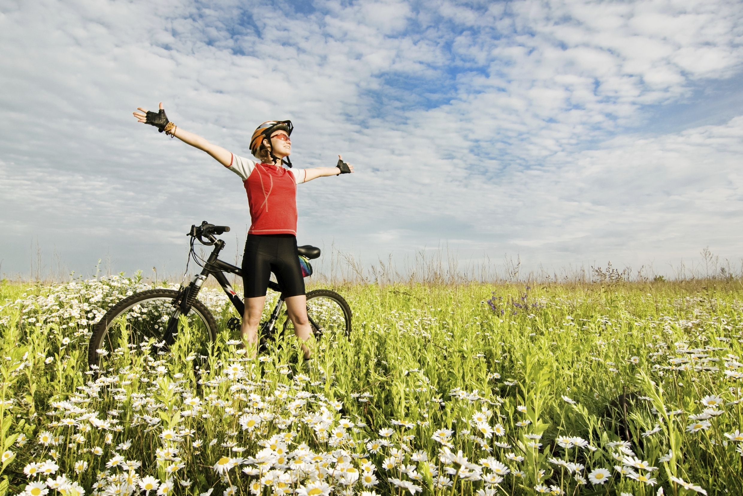 Summer's the time for cycle tours – see places you haven't seen before