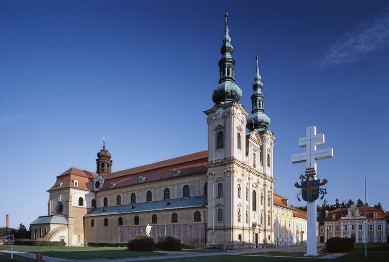 Velehrad - Basilica of the Assumption of the Virgin Mary and SS Cyril and Methodius