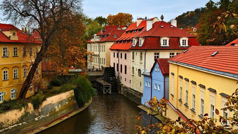 Myths and legends of magical Prague