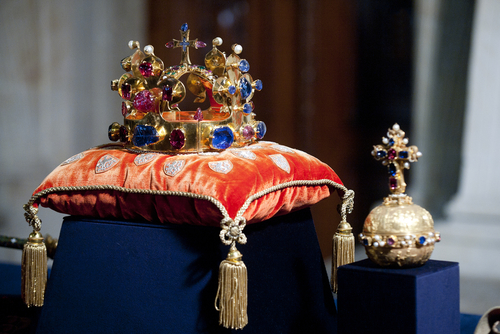 The story of the Crown Jewels after 1918, when Czechoslovakia was founded as a democratic state and the monarchy was abolished.