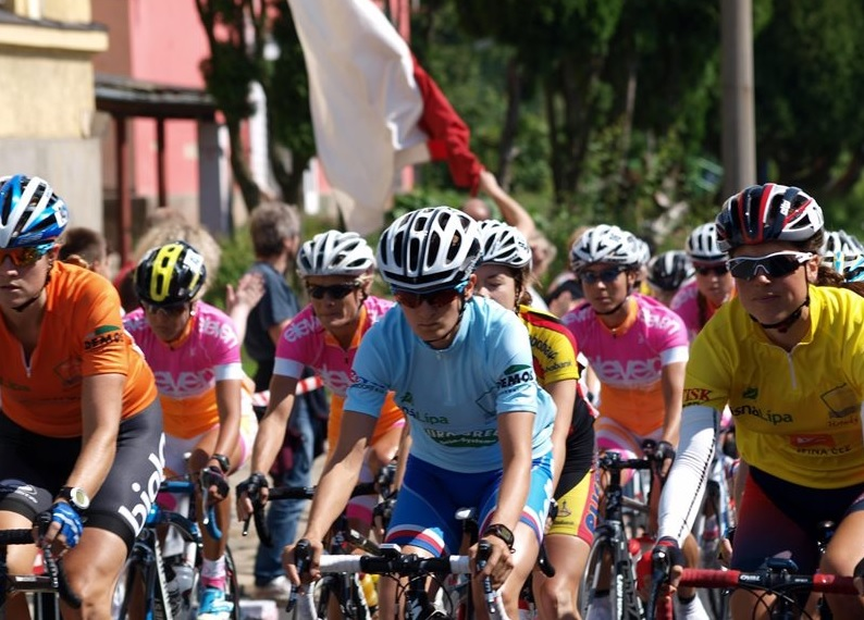 The beginning of July and the holiday season are traditionally joined with the International women's cycling stage competition Tour de Feminin - for the Bohemian Switzerland trophy.