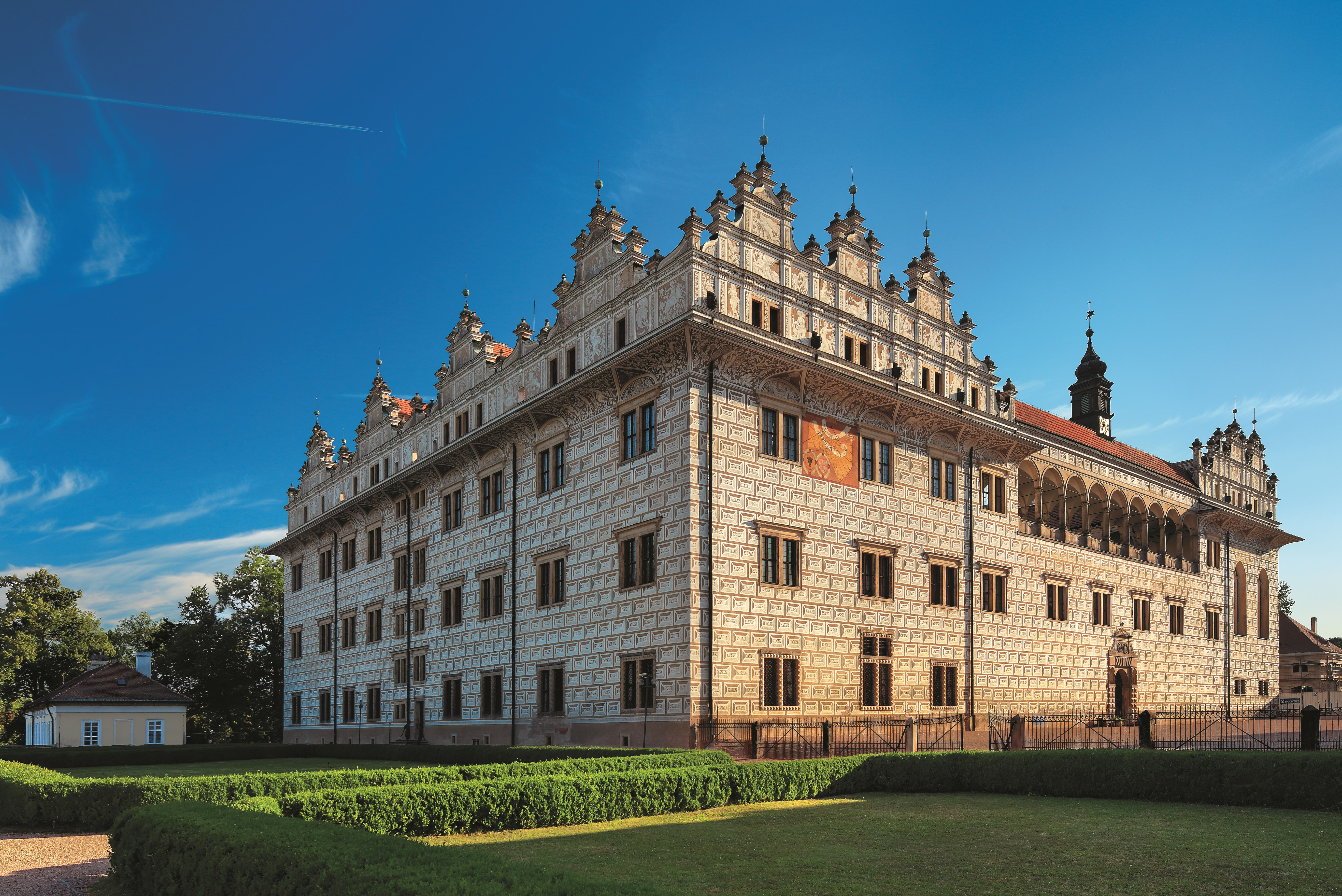 Czech Republic A Spa For The Mind Opening Of The
