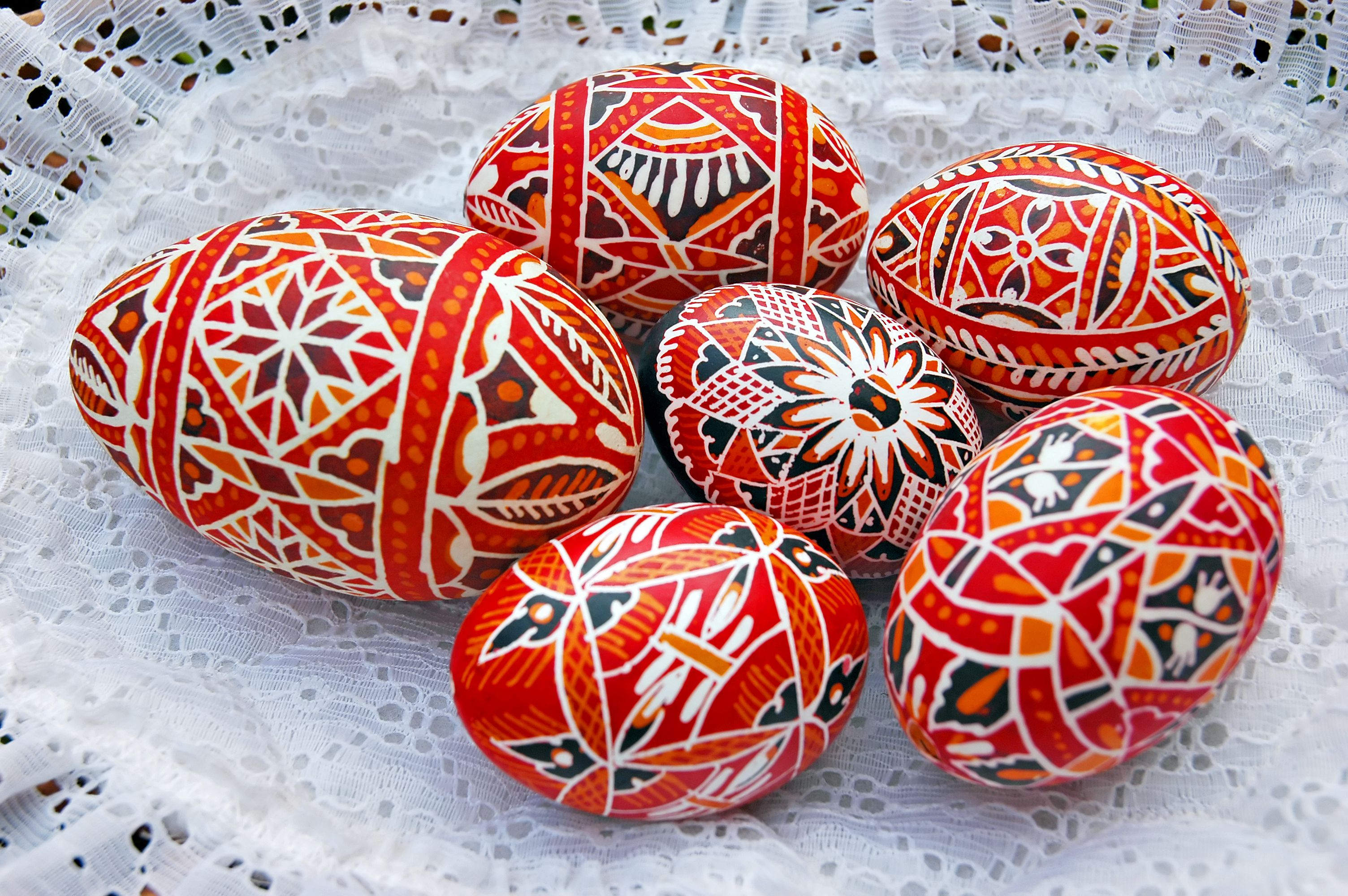 Enjoy Easter, the most important Christian festivals, traditional customs and gastronomic specialities!
