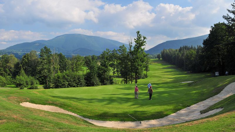 Prosper Golf Club di Čeladná