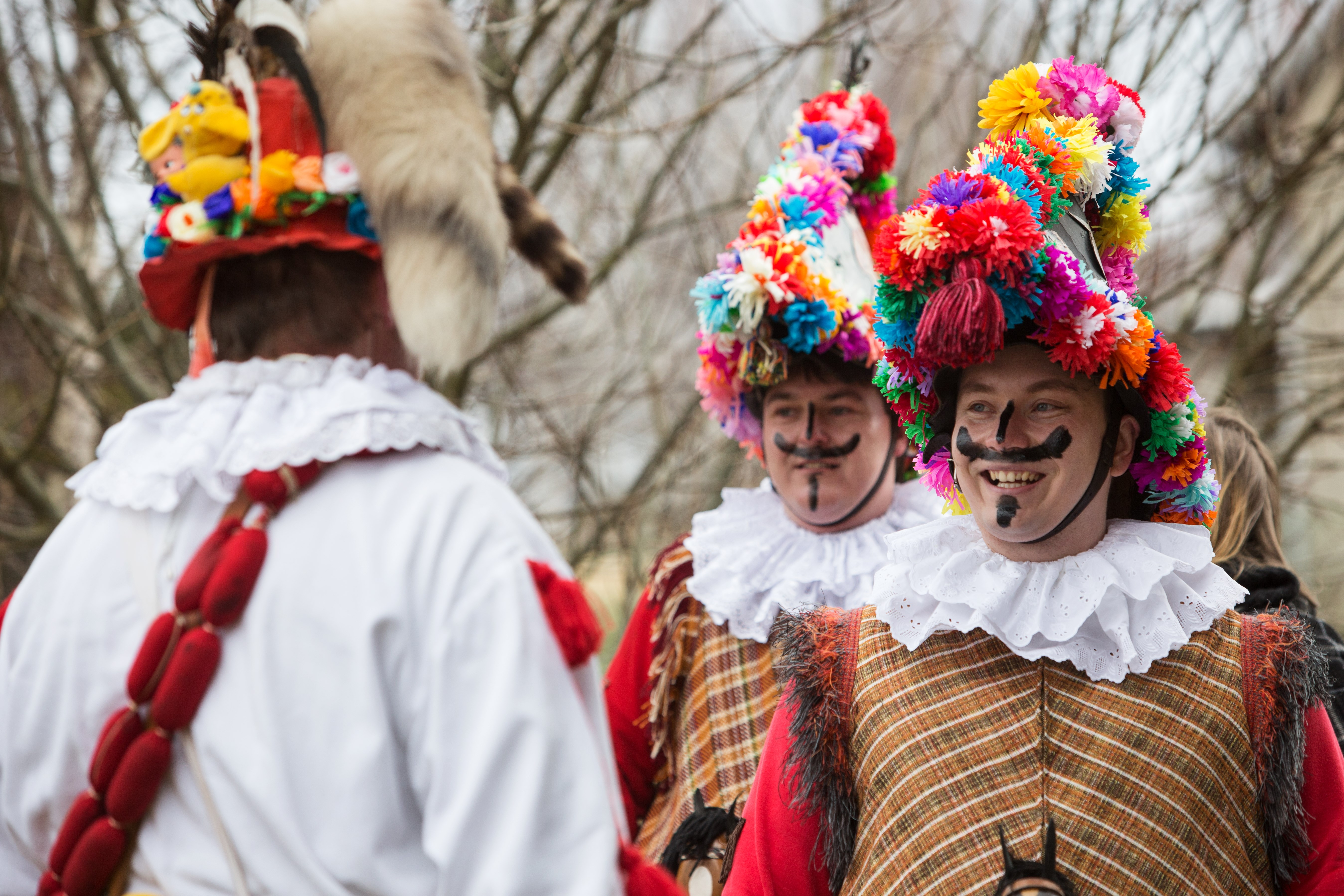 Loosen Your Belt and Put on Your Mask, the Shrovetide Celebrations Are Coming!