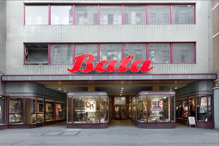Department store Brouk a Babka in Brno
