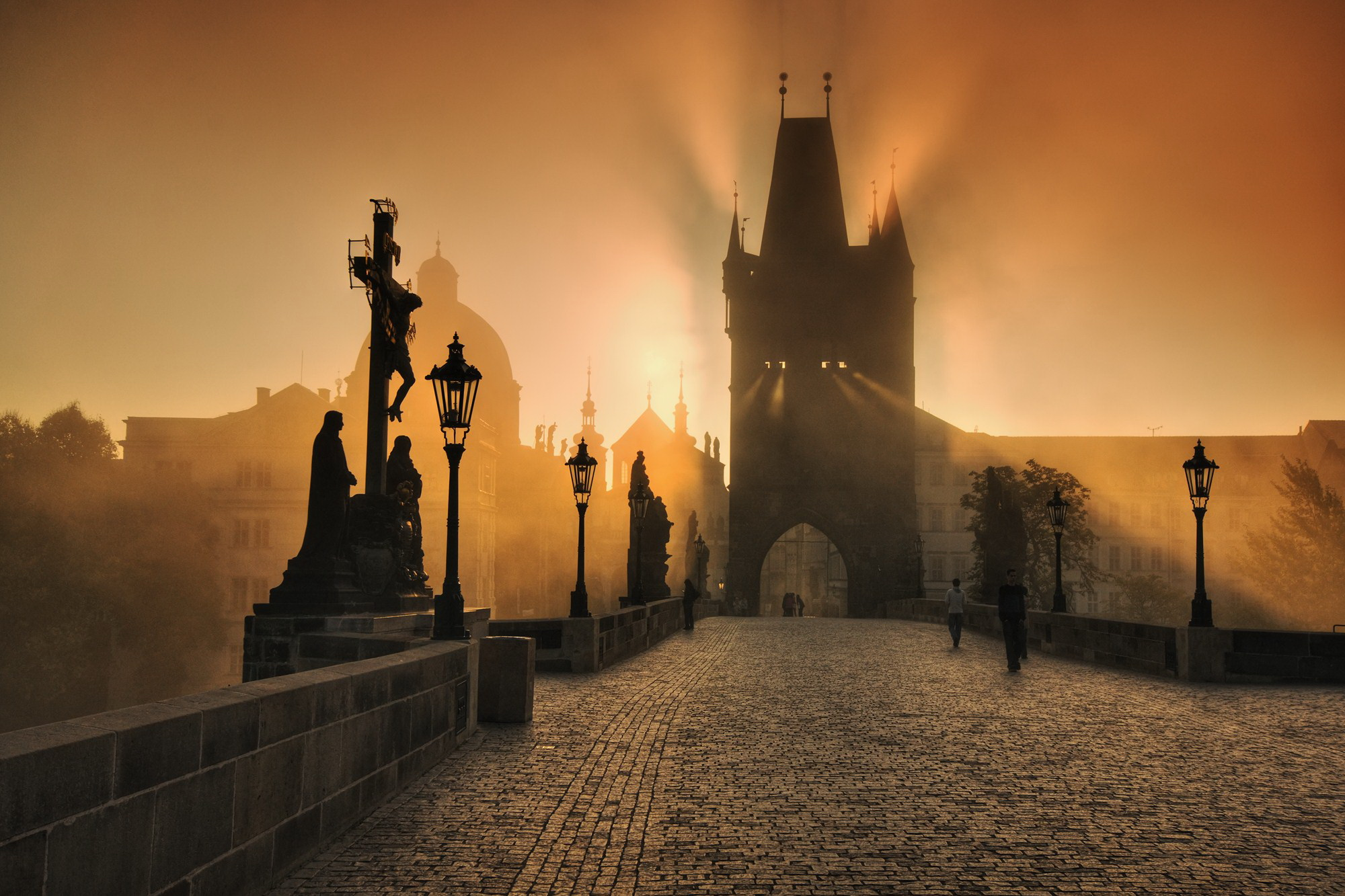 Golem, Faust, astronomer Tycho de Brahe or Princess Libuše at Vyšehrad Castle ... are you wondering what made Prague magical and mystical in the past?