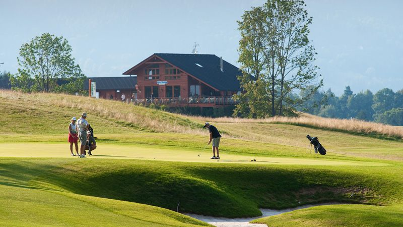 Golf Resort di Ostravice