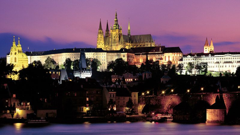 Discover the stony beauty of Prague