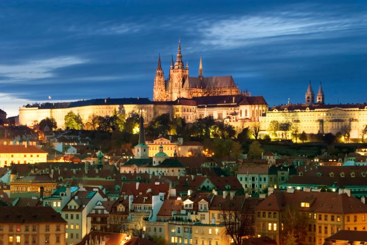 ten gems of prague