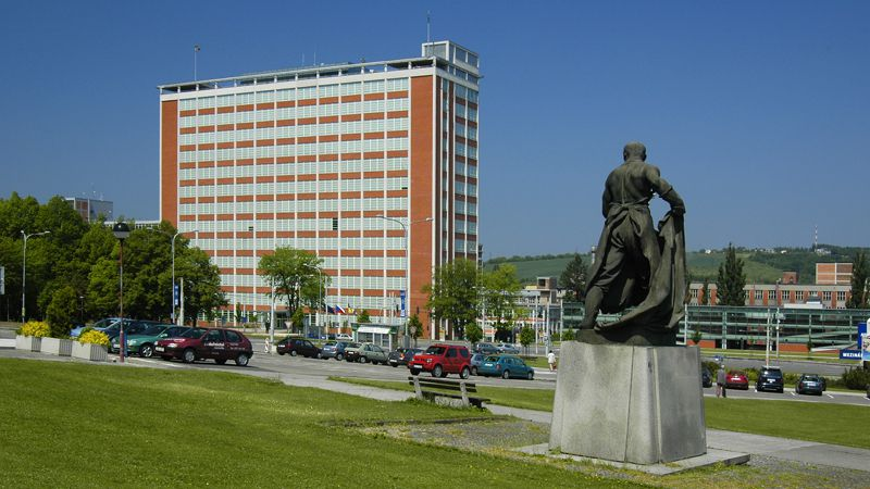 Zlín 21 – the Baťa skyscraper