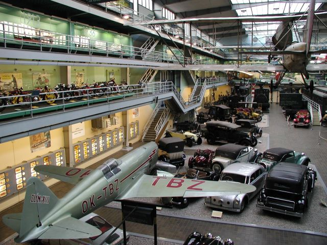 National Technical Museum in Prague