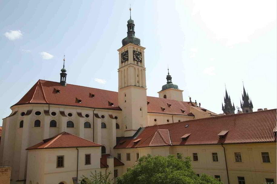 Basilica of St. James in Prague