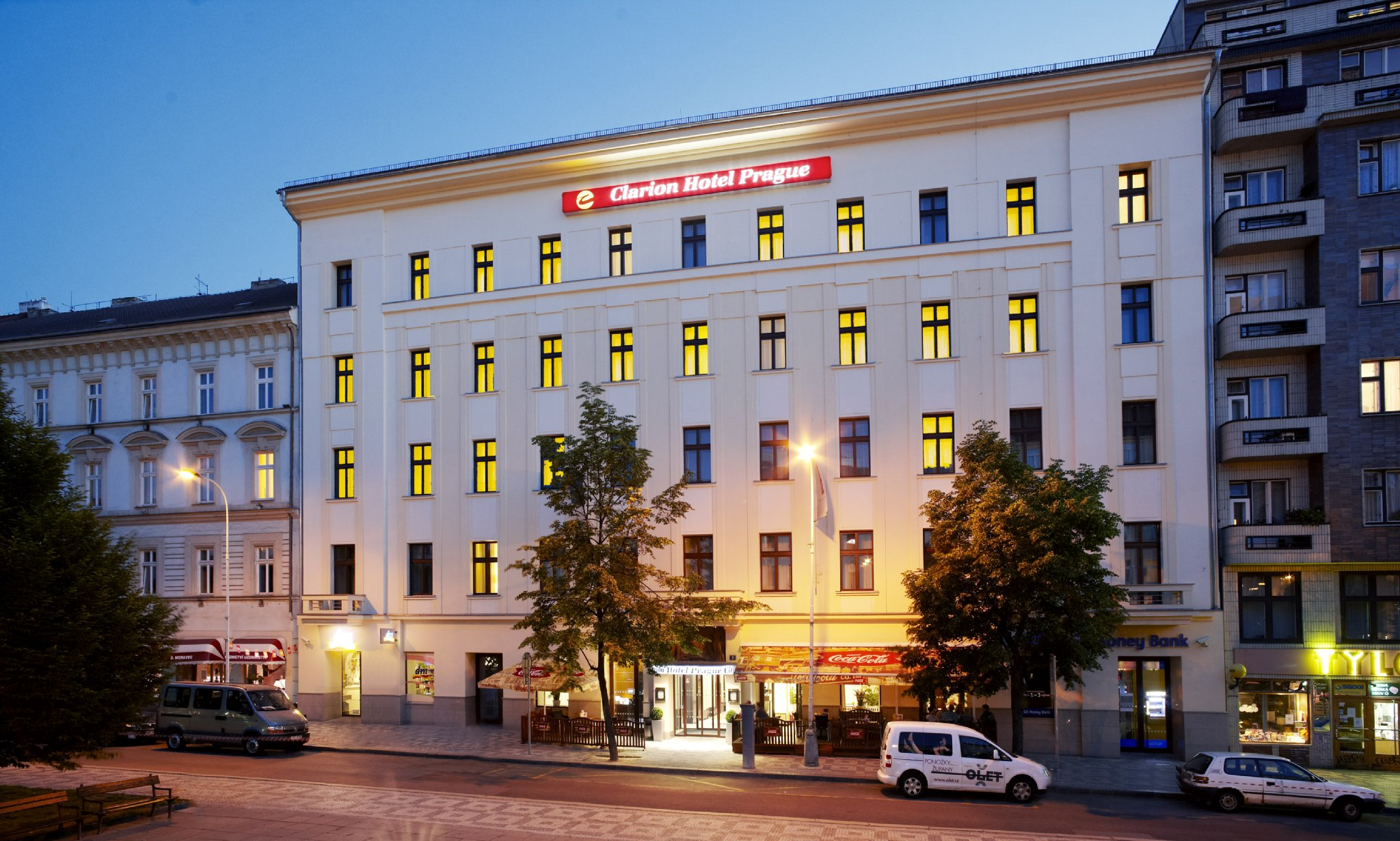 Czech republic clarion hotel prague city for W hotel prague