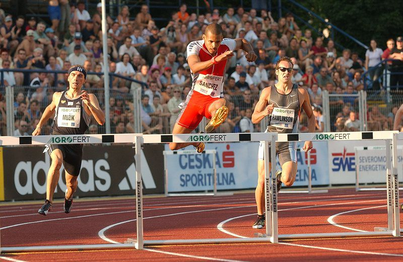 This international track and field competition in Ostrava creates a great sporting spectacle every year.