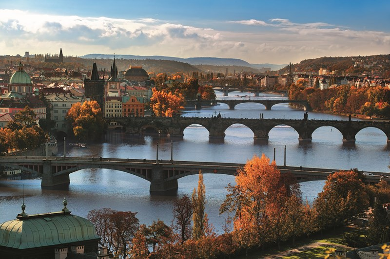 Non-stop Flights from North America to Prague