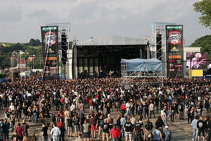 The largest international open-air rock festival in the Czech Republic!