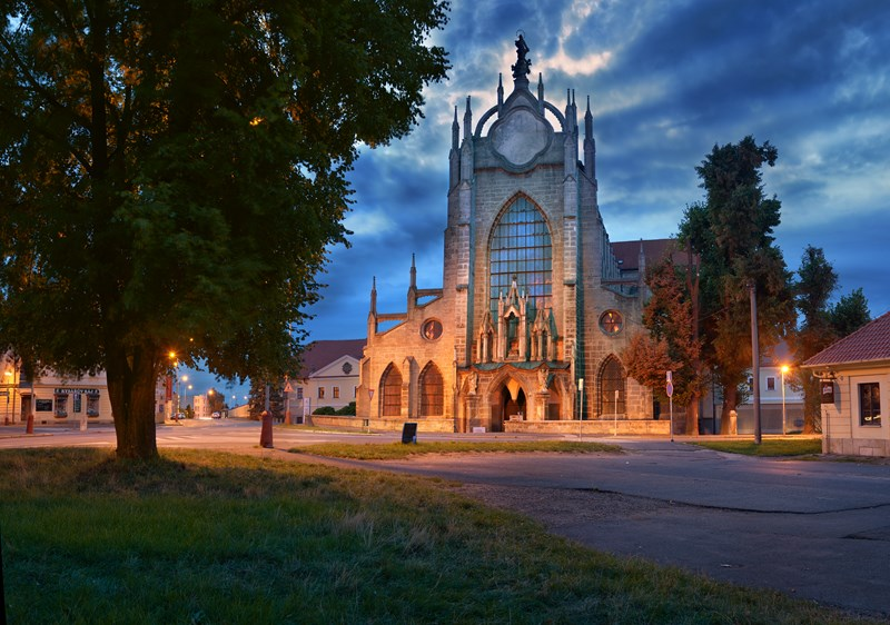 Kutna Hora - City of the two cathedrals