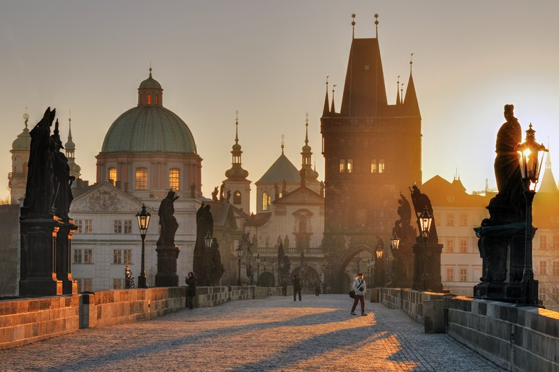 Prague - A pulsating city for all pleasures