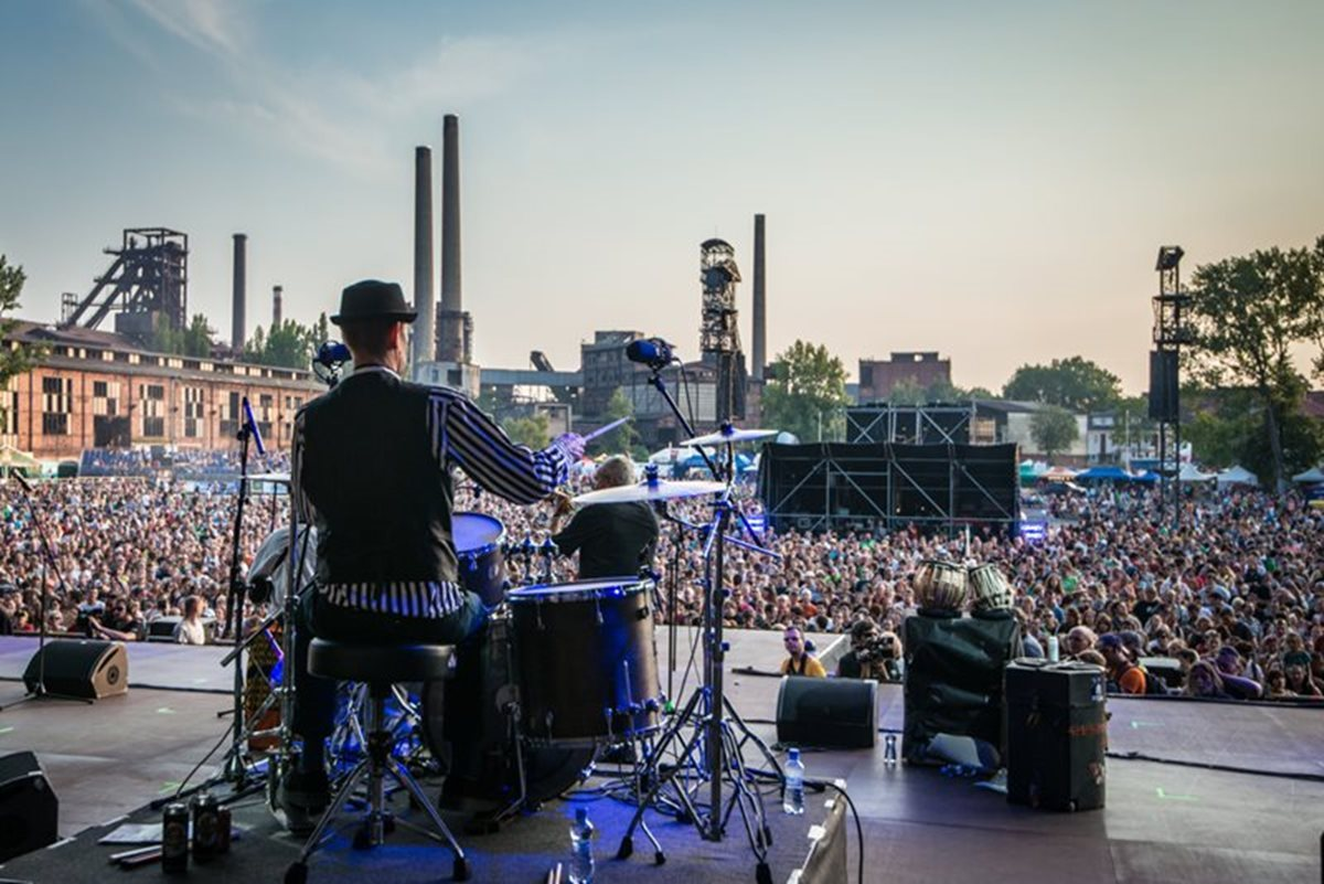 The musical event of the year in Ostrava: A music festival with an exceptionally wide range of styles and genres.
