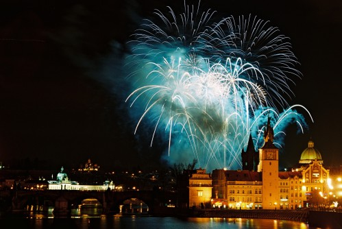 Christmas Eve with Carp and an Exuberant New Year's Eve, Experience your Christmas Story in the Czech Republic
