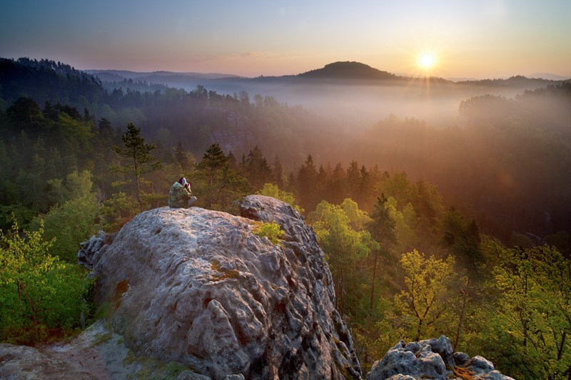 how to get to bohemian paradise from prague