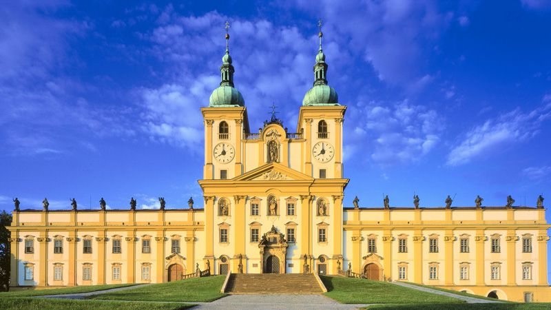 Svatý Kopeček near Olomouc - Basilica of the Visitation of the Virgin Mary