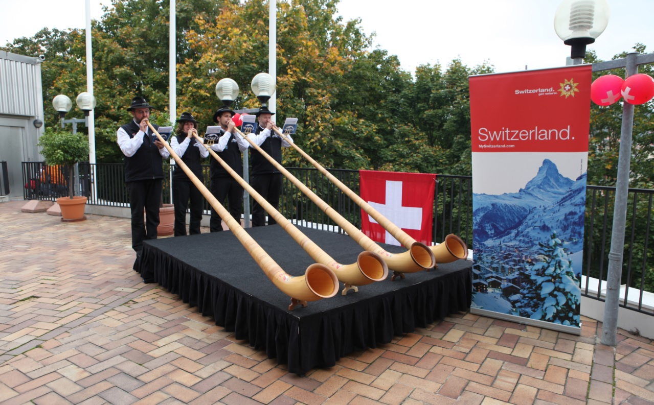 On October 3rd Park Bertramka will come alive with the sixth Swiss Alpabzug, giving the Praguers another opportunity to enjoy Swiss traditions.