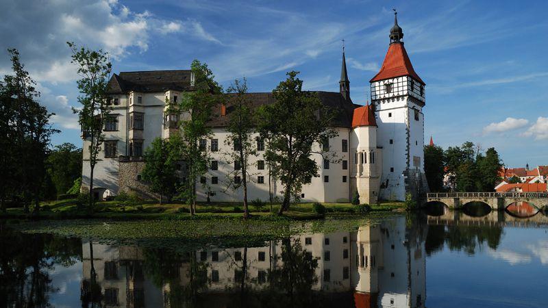 Blatná Chateau