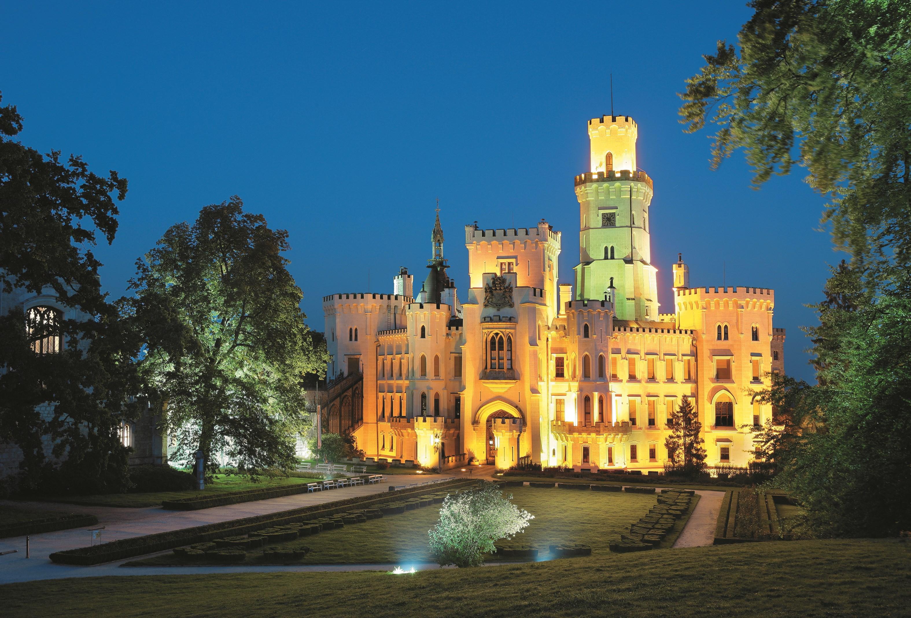 Palacio de Hluboká nad Vltavou