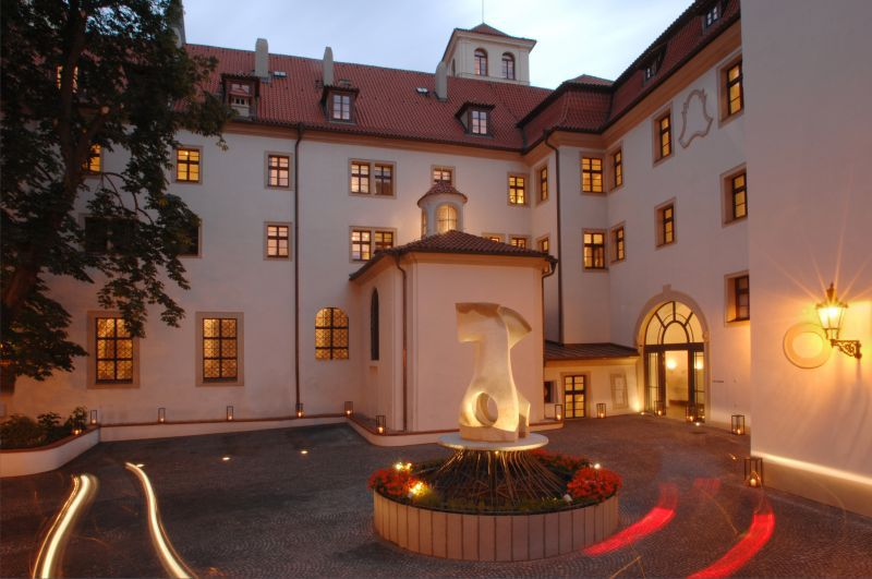 Hotel Augustine w Pradze