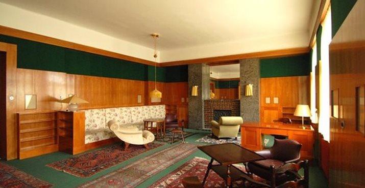 The Adolf Loos Interiors In Plzeň Apartment At Klatovská 12