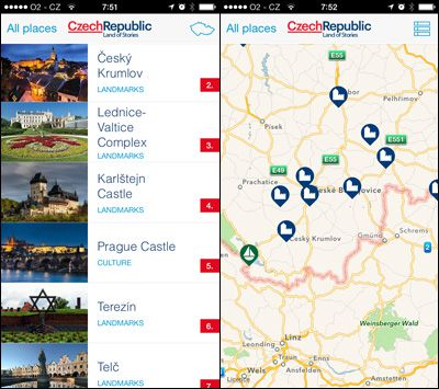 Czech republic useful apps map gumiabroncs Images