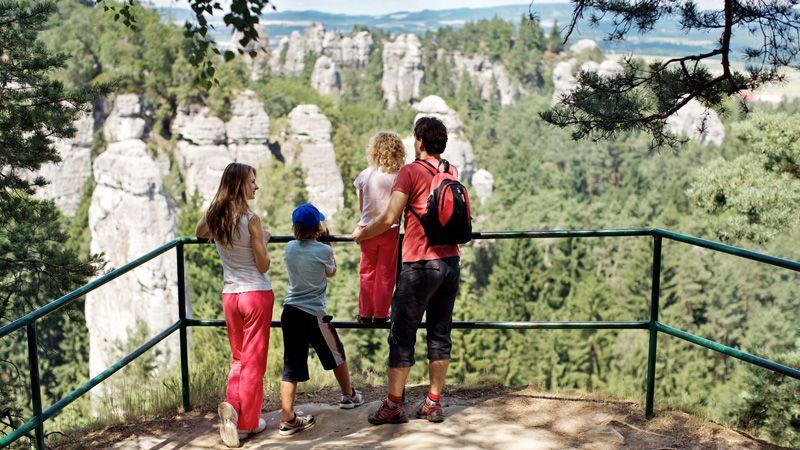 Czeski Raj - turystyka