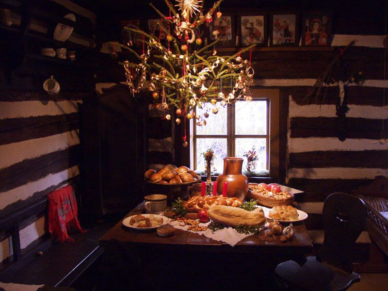 Veselý Kopec - Christmas
