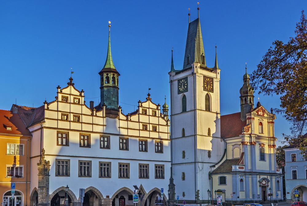 Litoměřice - Old Town Hall