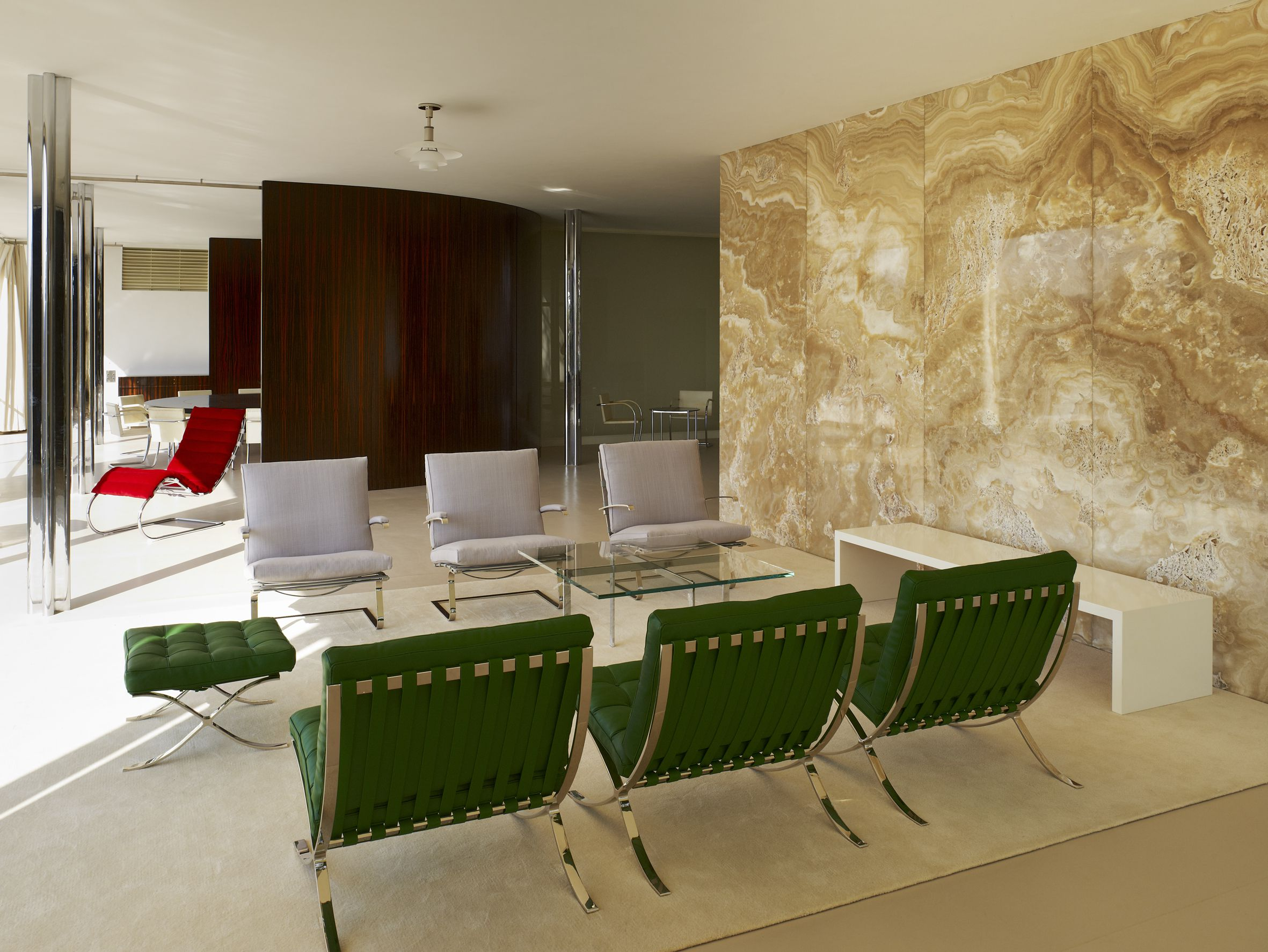 Villa Tugendhat - interior