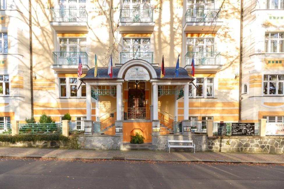 Вилла Савой СПА Парк Отель (Villa Savoy Spa Park Hotel)