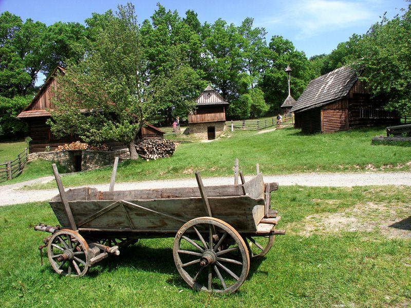 Rožnov pod Radhoštěm - Wallachian Open-air Museum