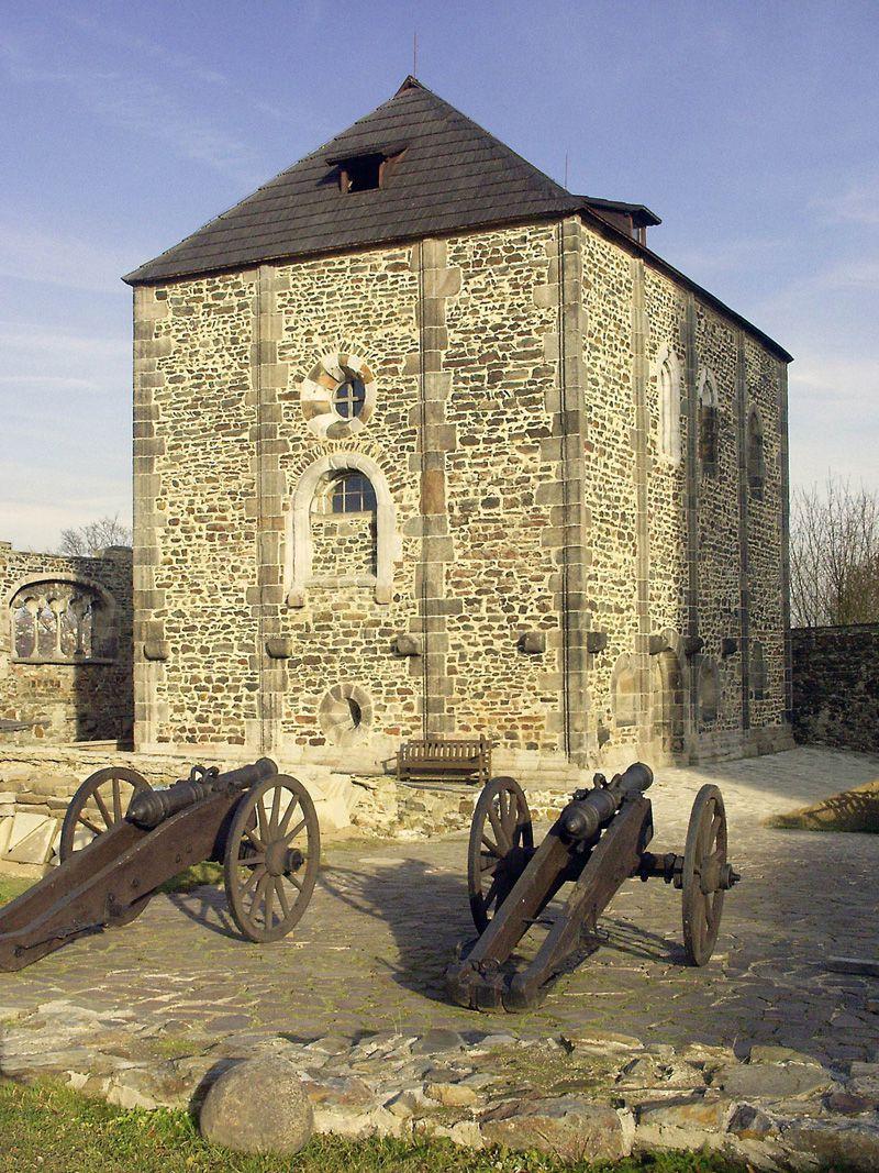 Cheb - castle
