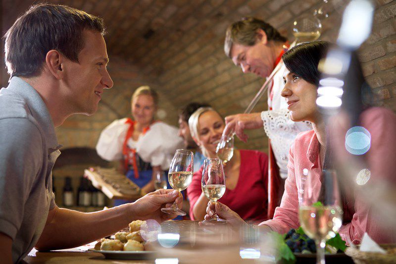 St. Martin's Day, or Martinmas (11 November) is synonymous in the Czech Republic with the sampling of young wines and goose feasts. Come and join in the fun!